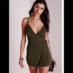 Misguided Romper - never worn